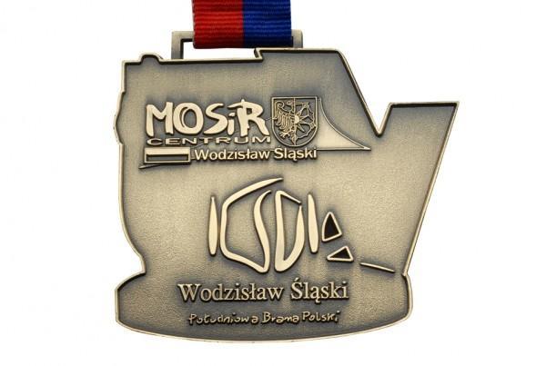 Medal Mosir Centrum zWodzisława Śląskiego