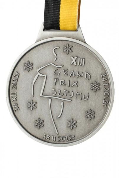 Medal GAND PRIX SZTJMU