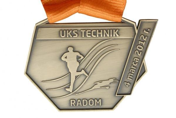 Medal UKS TECHNIK Radom