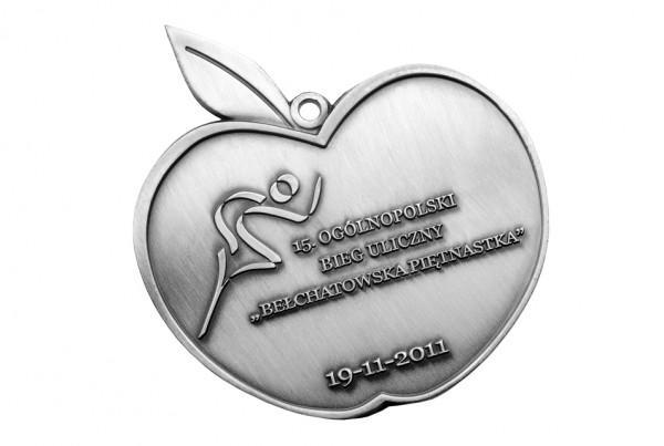 Medal za15 Ogólnopolski bieg uliczny pt. Bełchatowska Piętnastka