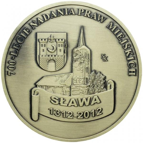 Medal 700-lecie nadania praw miejskich